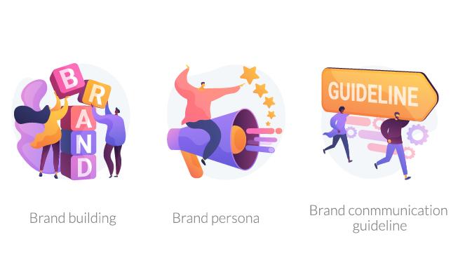 Set Social Branding Guidelines